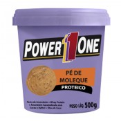Pé de Moleque Proteico 500g Power 1 One