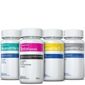 TestoFemme® + Reumatrite® 500 + Reumatrite® D + Reumatrite® Cal-D3