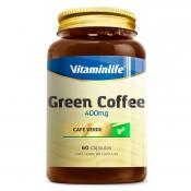 Green Coffee 400mg Café Verde 60 cápsulas Vitamin Life