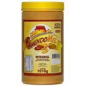 Pasta de Amendoim com Mel 1,010kg Grain Power
