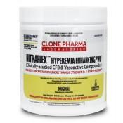 Nitraflex 300g Clone Pharma Sabor Abacaxi