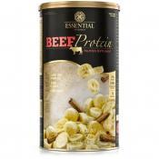 Beef Protein 420g Essential Nutrition - Banana com Canela