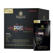 Pre-Action Energy Drink 540g (20 sachês) Essential Nutrition