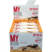 My Bar 55g (caixa c/ 12 barras) Pro Supps