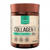 Colagen Tipo II 60 Cápsulas Nutrify