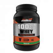 100% Whey Pure Protein 900g New Millen Natural