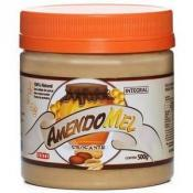 Pasta de Amendoim Crocante com Mel 500g Grain Power