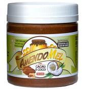 Pasta de Amendoim com Mel, Cacau e Coco 1,010kg Grain Power