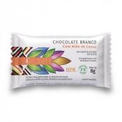 Chocolate Branco sem Açúcares 8g Giunti