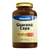 Guaraná Caps 120 cápsulas - VitaminLife