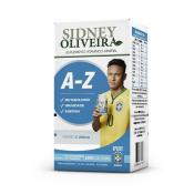 A-Z Multivitamínico e Multimineral - Sidney Oliveira 30 Comprimidos