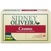 Cromo 35mcg - Sidney Oliveira 60 Comprimidos