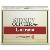 Guaraná 700mg - Sidney Oliveira 10 Comprimidos
