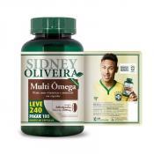 Multi Ômega (Ômega 3 + Vitaminas e Minerais) - Sidney Oliveira Leve 240 Pague 180 Cápsulas