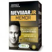 Neymar Jr Memor Ômega 3 500mg 60 Cápsulas