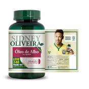 Óleo de Alho 250 Mg - Sidney Oliveira Leve 240 Pague 180 Cápsulas
