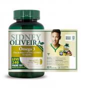 Ômega 3 - Óleo de Peixe 500 Mg - Sidney Oliveira Leve 240 Pague 180 Cápsulas