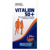 Vitalion 50+ 1000mg - Sidney Oliveira 30 Cápsulas