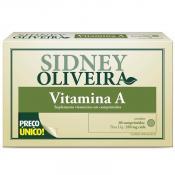 Vitamina A 600 Mcg - Sidney Oliveira 60 Comprimidos