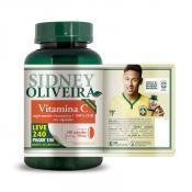 Vitamina C 100% IDR - Sidney Oliveira Leve 240 Pague 180 Cápsulas
