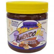 Pasta de Amendoim com Mel, Cacau Crocante 500g Grain Power
