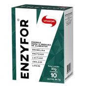 Enzyfor 30g (10 sachês de 3g) Vitafor