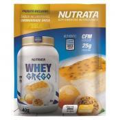 Whey Grego 40g Nutrata