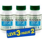 Atcell - Sidney Oliveira 30 Cápsulas (Leve 3 Pague 2)
