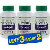 Berinjela 900 Mg - Sidney Oliveira 30 Cápsulas (Leve 3 Pague 2)