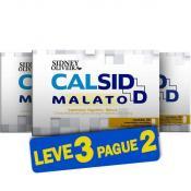 Calsid Malato 250mg + D 30 cp (Leve 3 Pague 2)