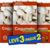 Cogumelo 750mg - Sidney Oliveira 60 Cápsulas (Leve 3 Pague 2)