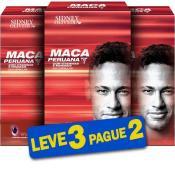 Maca Peruana Neymar Jr Com Vitaminas E Minerais 850mg - Sidney Oliveira 60 Cápsulas (Leve 3 Pague 2)