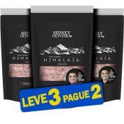 Sal Rosa Fino do Himalaia Edu Guedes Sachê - Sidney Oliveira 500g (Leve 3 Pague 2)