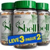 Sbell Orl - Óleo de Cártamo + Coco + Chia + Cromo 1000 Mg Com 60 Cápsulas (Leve 3 Pague 2)