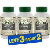 Selênio Qlt 34mcg - Sidney Oliveira 60 Cápsulas (Leve 3 Pague 2)