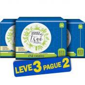 Chá Caseiro Tsaa 15 Sachês 22,5g (Leve 3 Pague 2)