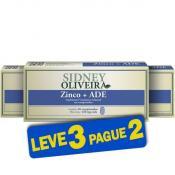 Zinco + Vitamina A + Vitamina D + Vitamina E - Sidney Oliveira 20 Comprimidos (Leve 3 Pague 2)