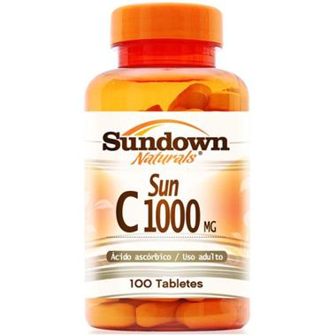 Vitamin C 1000mg 100 tabletes Sundown