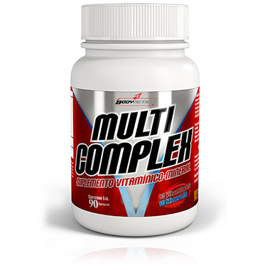 Multi Complex 90 cápsulas Body Action