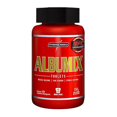 Albumix 120 tabletes Integralmédica