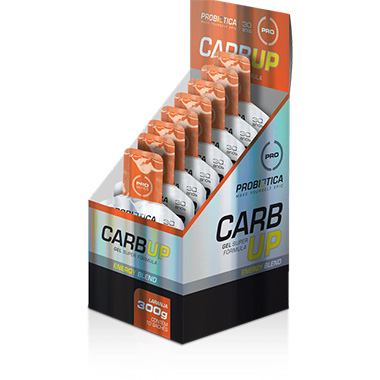 Carb Up Gel 10 sachês X 30g - Probiótica