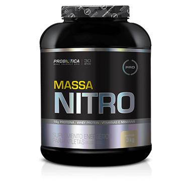Massa Nitro 3kg Probiótica