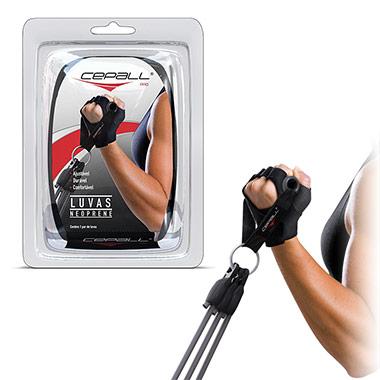 Luva para Musculação Cepall 162