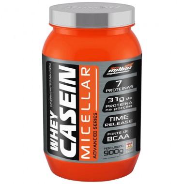 Whey Micelar Casein 7 Protein 900g New Millen