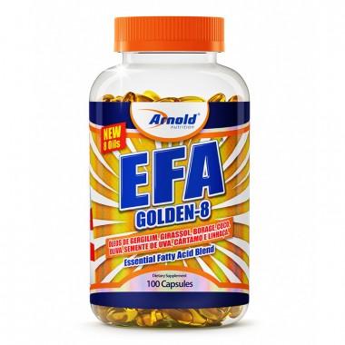 Efa Golden 100 cápsulas Arnold Nutrition