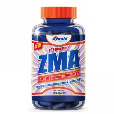 ZMA 120 cápsulas Arnold Nutrition
