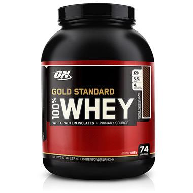 100% Whey Gold Standard 2270g Optimum Nutrition