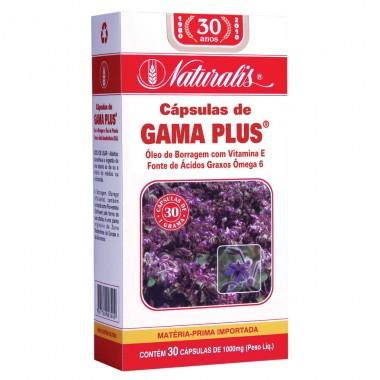 Gama Plus 30 cápsulas Naturalis