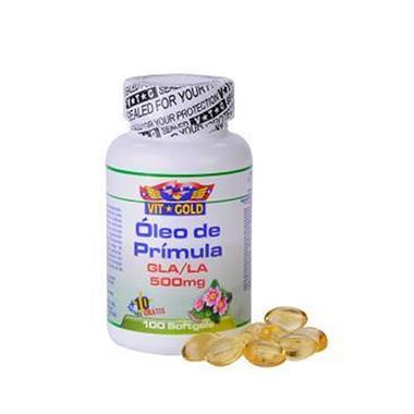 Óleo de Prímula 100 cápsulas Vit Gold