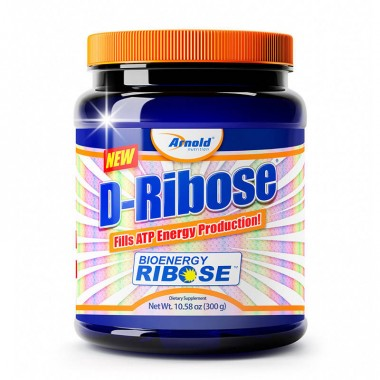 D-Ribose 300g Arnold Nutrition